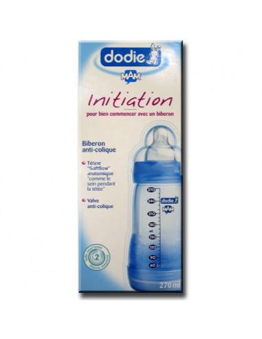 Dodie DODIE BIBERON  INITIATION ANTI-COLIQUE BLEU