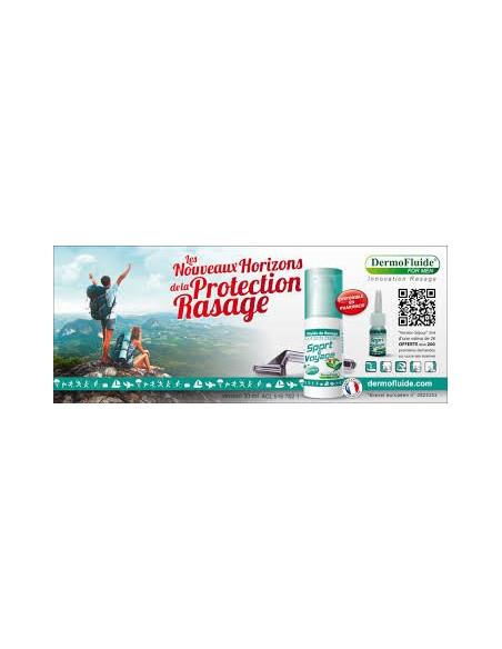 Dermofluide SPORT & VOYAGE pompe 30 ml