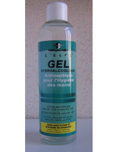 Gel hydroalcoolique l'Elfe 250 ml